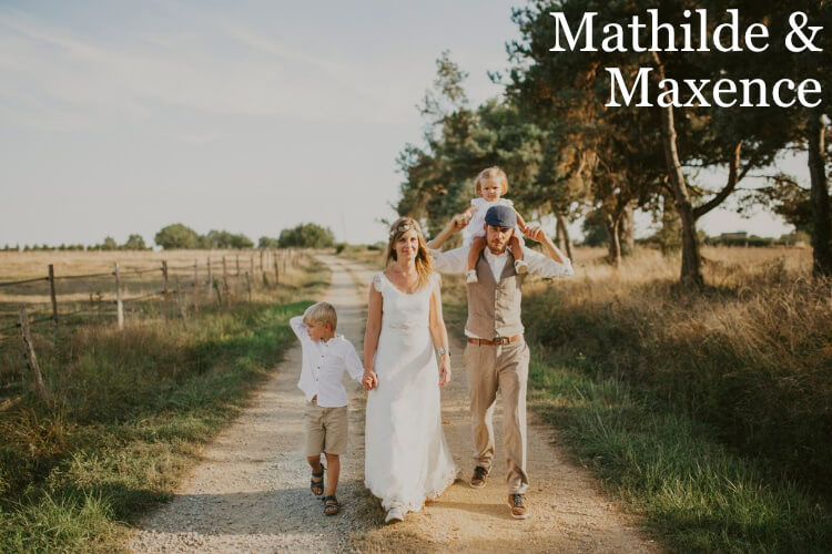 Jordane Chaillou Photographe mariage angers